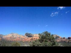 ▶ UFOs 4-10-2013 the Bradshaw Ranch in Sedona AZ: Anomalies @ 18000th Cloud UFO - YouTube