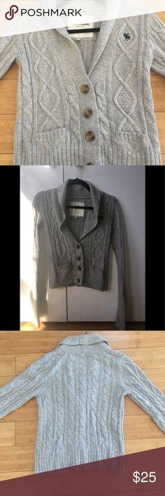Abercrombie cardigan sweater Beautiful sweater no flaws at all abercrombie kids Sweaters Cardigans