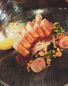 #Tataki game #onpoint #sushi #sashimi #tunatataki #japanesefood #foodporn by mariiahraven