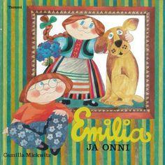 #EmiliajaOnni #Camilla Mickwitz #kirja #tammikirjat Camilla, Beds