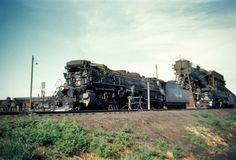 Diesel Locomotive, Steam Locomotive, Milwaukee Road, Train Pictures, New York Central, Steam Engine, Rio Grande, Westerns, America