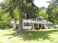Own a Piece of History in Blissfield - Historic Homes by the Michigan Lifestyle Property Network