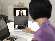 Patented eTeleporter Video Chat Technology by PromptVideo Corp. — Kickstarter.  Created for the iPAD.