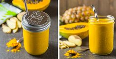 Turmeric Spiced Smoothie