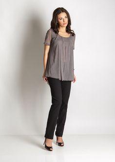 Стильная блуза | Женская блуза под брюки
