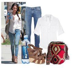 ¿Que tal una preciosa mochila para acompañar tu look casual?