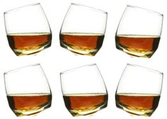 MCA Store :: Museum of Contemporary Art, Chicago  Rocking Whiskey Glasses Set $26