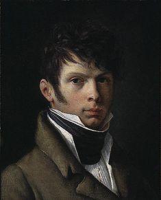 Arnaud de Beaufort, 1818 - Pierre-Paul Prud'hon. Romanticismo