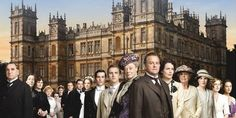 Downton Abbey, love this show!!!