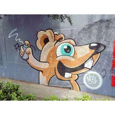 "177 curtidas, 2 comentários - @walk_in_walls no Instagram: ""Artist: @mesk85 Porto, Portugal #streetart #streetartporto #streetartportugal #arteurbana…"""