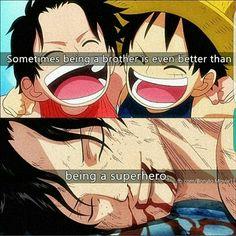 Às vezes, ser um irmão é ainda melhor do que ser um super-herói.