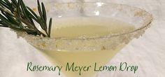Rosemary Meyer Lemon Drop - Northwest Edible Life