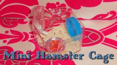 LPS Crafts - How to Make a LPS Hamster Cage