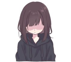 Anime art sad girl kawaii 46 ideas for 2019 Anime Neko, Cute Anime Chibi, Chica Anime Manga, Anime Art, Manga Girl, Sad Anime Girl, Kawaii Anime Girl, Anime Love, Gifs Kawaii