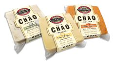 Field Roast brand's NEW Chao Cheese Slices. They melt, are vegan, and PKU-Friendly! Lower than Daiya in Phe.