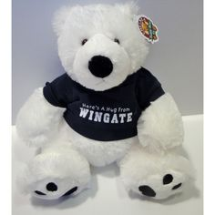 Teddy Bear- $14.  Order now & ship today! Call 704-233-8025.