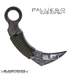 Bladetricks Paluego Karambit
