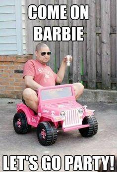 Hey Barbie