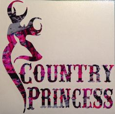 Pink Camo Forever A Country Girl Truck Vinyl Decal Muddy Hunt Deer Browning Country Girl Truck, Country Trucks, Country Girl Life, Country Girl Quotes, Country Girls, Girl Sayings, Country Farm, Country Outfits, Country Living