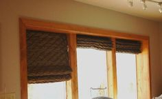 How to make insulated shades