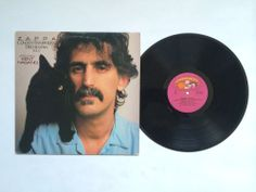 Frank Zappa - London Symphony Orchestra Vol. 2 - Vinyl Record LP (SJ-2-74207)