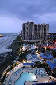 Hilton's Kingston Plantation in Myrtle Beach - This place is SO great!.. Our favorite place in Myrtle Beach!