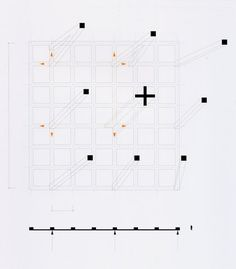 a floor plan a day keeps the doctor away (Valerio Olgiati, Learning Center for EPFL, 2004)