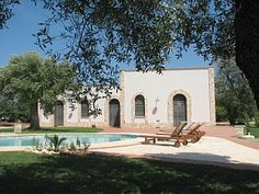 Luxury Trullo with pool and professional kitchen in peaceful location San Vito