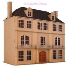 Stapleford Dolls House