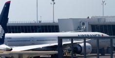 Un avion d'Air France escorté par des avions de chasse américains suite à une menace téléphonique
