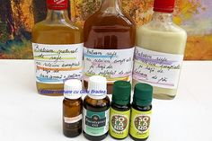 Balsam natural de rufe cu uleiuri esentiale Hot Sauce Bottles, Good To Know, Projects To Try, Food And Drink, Health Fitness, Cleaning, Homemade, Drinks, Recipes