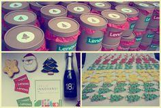 Te mostramos los Kits Navideños que armamos para LENOVO!  Gracias SMASH por haber confiado en nosotros :) #regalospersonalizados #yalleganavidad