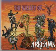 The Arkhams - Valley Of The ... (CD, Album) at Discogs Top Albums, Cd Album, Comic Books, Comics, Comic Book, Comic Book, Comic, Cartoon, Graphic Novels