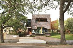 cool A home with heart: Lake Wendouree House