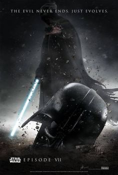 Unofficial Poster for #StarWars Episode 7!