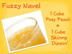 Scentsy Recipe: Fuzzy Navel