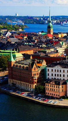 Beautiful Places In The World, Places Around The World, Travel Around The World, Wonderful Places, Great Places, Places To See, Around The Worlds, Beautiful People, Sweden Stockholm