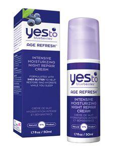 Yes to Blueberries Intensive Moisturizing Night Repair Cream £19.99
