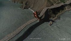 postcards from google earth by clement valla