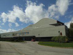 Lappia Hall by Alvar Aalto