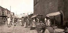 Calle Humboldt a principios del siglo XX