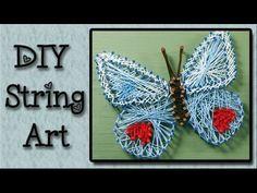 String Nail Art Patterns Pinterest Top Pins   The WHOot