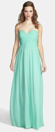 perfect dress for bridesmaid but different color