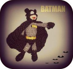 Batman en crochet