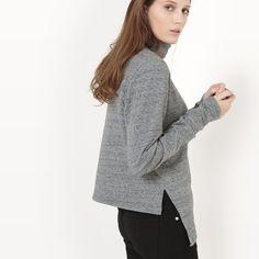 """Sweatshirt """"Valid Sweat"""" CHEAP MONDAY Cheap Monday, Pullover, Turtle Neck, Sweatshirts, Sweaters, Fashion, Woman, Women's, Moda"""