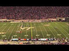 Lane Stadium Miami vs. Virginia Tech 2011