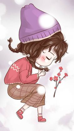 149 Best Cartoon Girls Images Pastel Drawing Cute Wallpapers
