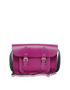 """Cambridge Satchel Company Exclusive to Asos 11"""" Leather Satchel"""