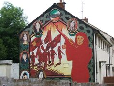 Einige West Belfast Murals And Stuff - heimdeko Northern Ireland Troubles, Belfast Northern Ireland, Galway Ireland, Cork Ireland, Ireland Vacation, Ireland Travel, Belfast Murals, Space Drawings, Belfast City