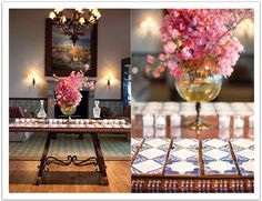 We had Laura Hooper write gold calligraphy on handpainted tiles to create a stunning seating card display. By Alchemy Fine Events Reception Seating, Wedding Seating, Reception Decorations, Wedding Table, Our Wedding, Rooftop Wedding, Miami Wedding, Bel Air Bay Club, Persian Wedding